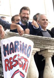 Marino in Campidoglio