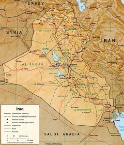 cia-map_iraq