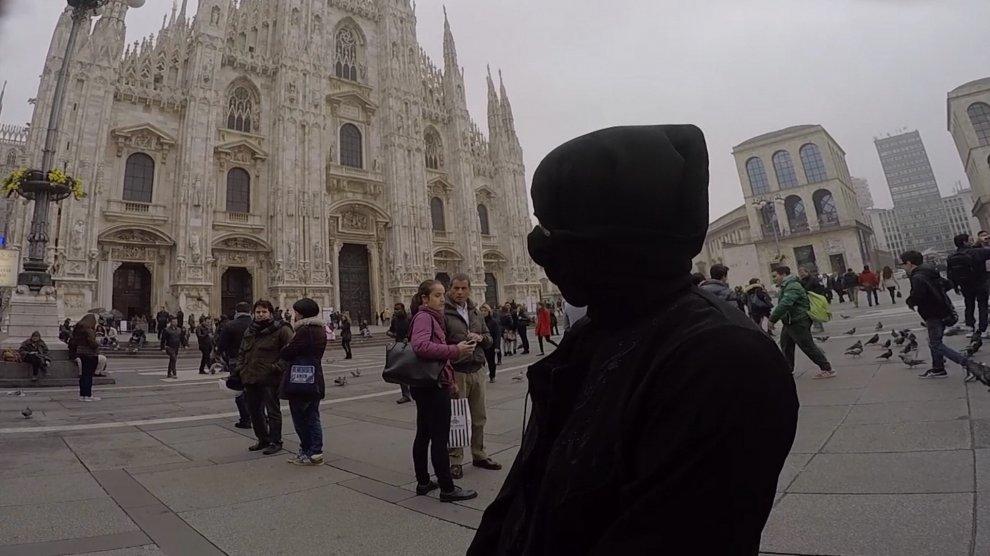 Milan Niqab