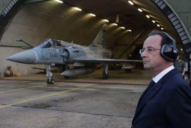 Hollande e Mirage