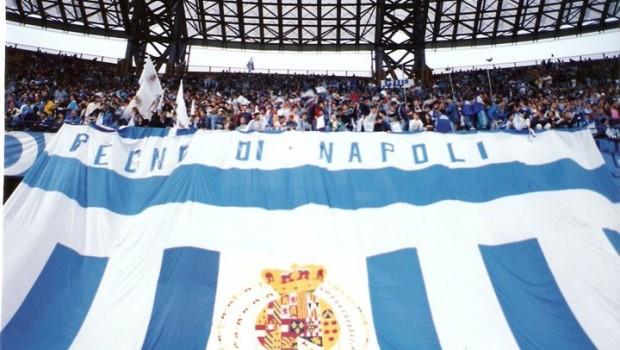 Il Borbone non tifa Napoli senza capa