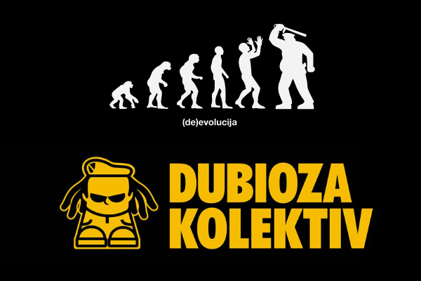 Dubioza kolektiv in tour