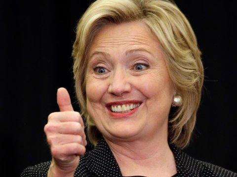 Magico Trump, ma passerà Jena Hillary