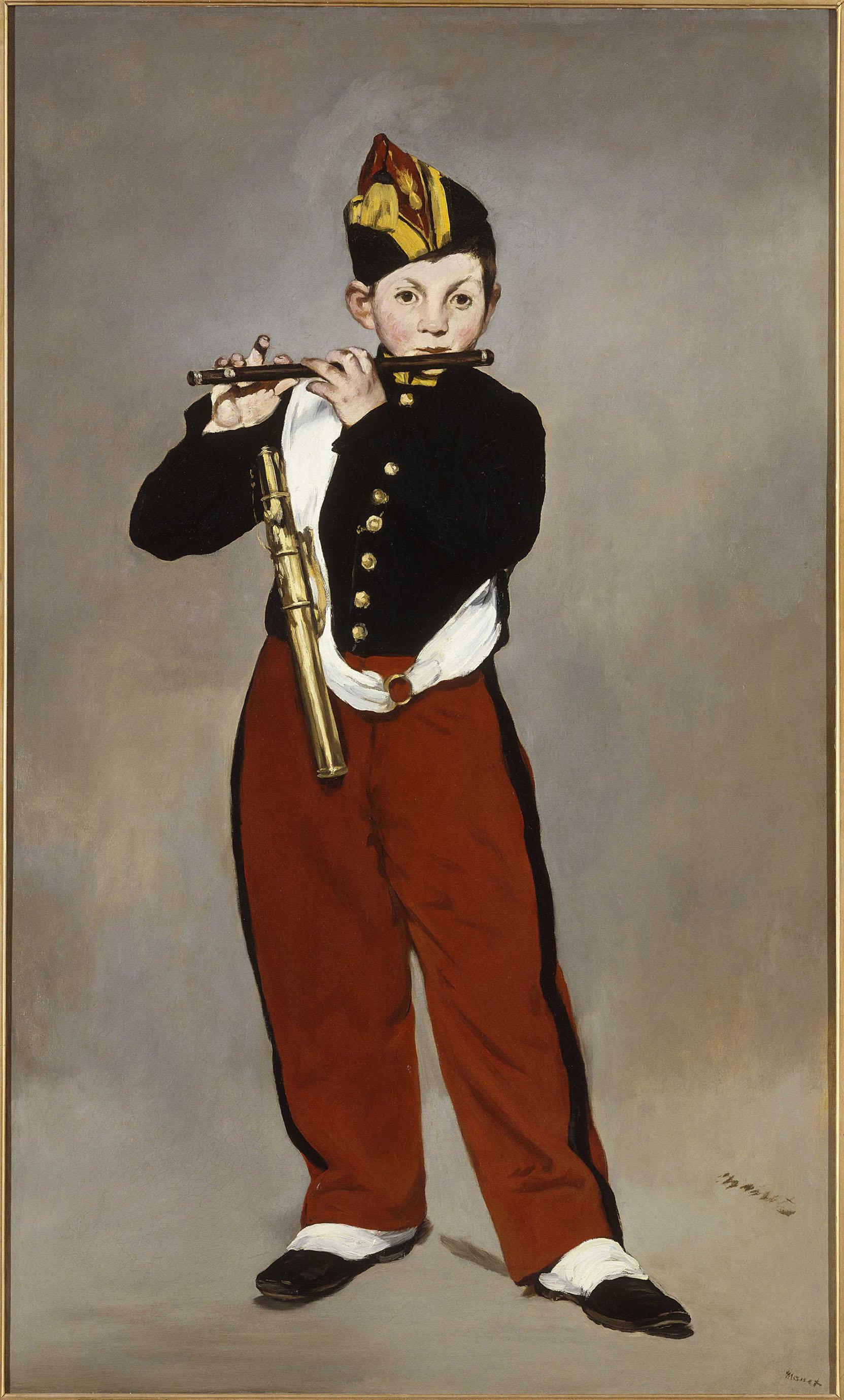 Il pifferaio (1866)