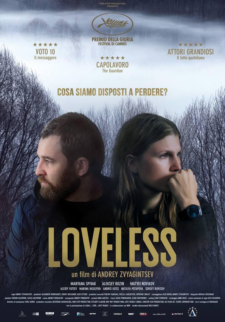 Loveless, la colpa (e l'arte) di vivere senza amare