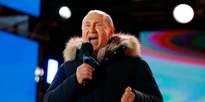 Putin stravince, l'Occidente è al trivio