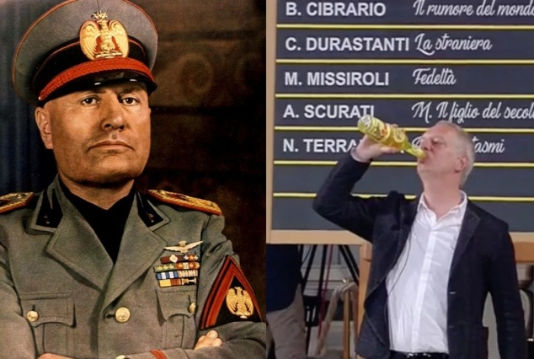 Mussolini l'antifascista