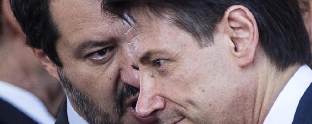 Il ministrone del governicchio stacca la spina a Di Maio & Co
