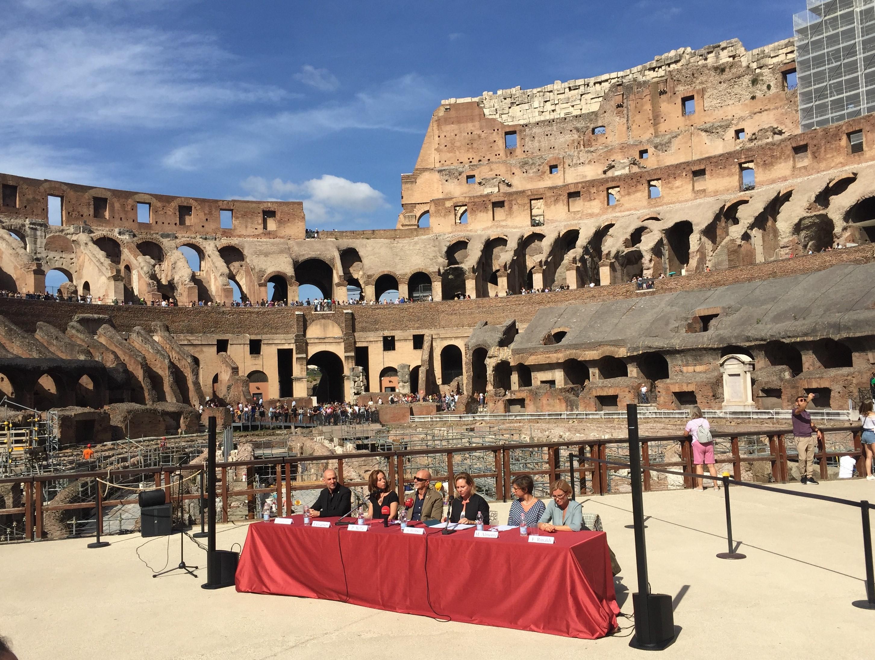 Carthago non risorge al Colosseo