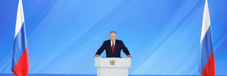 Putin forever, uno zar controvento