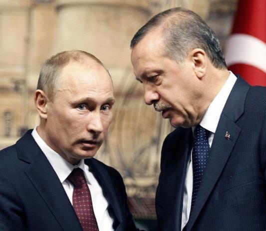Erdogan e Putin, Giani bifronte