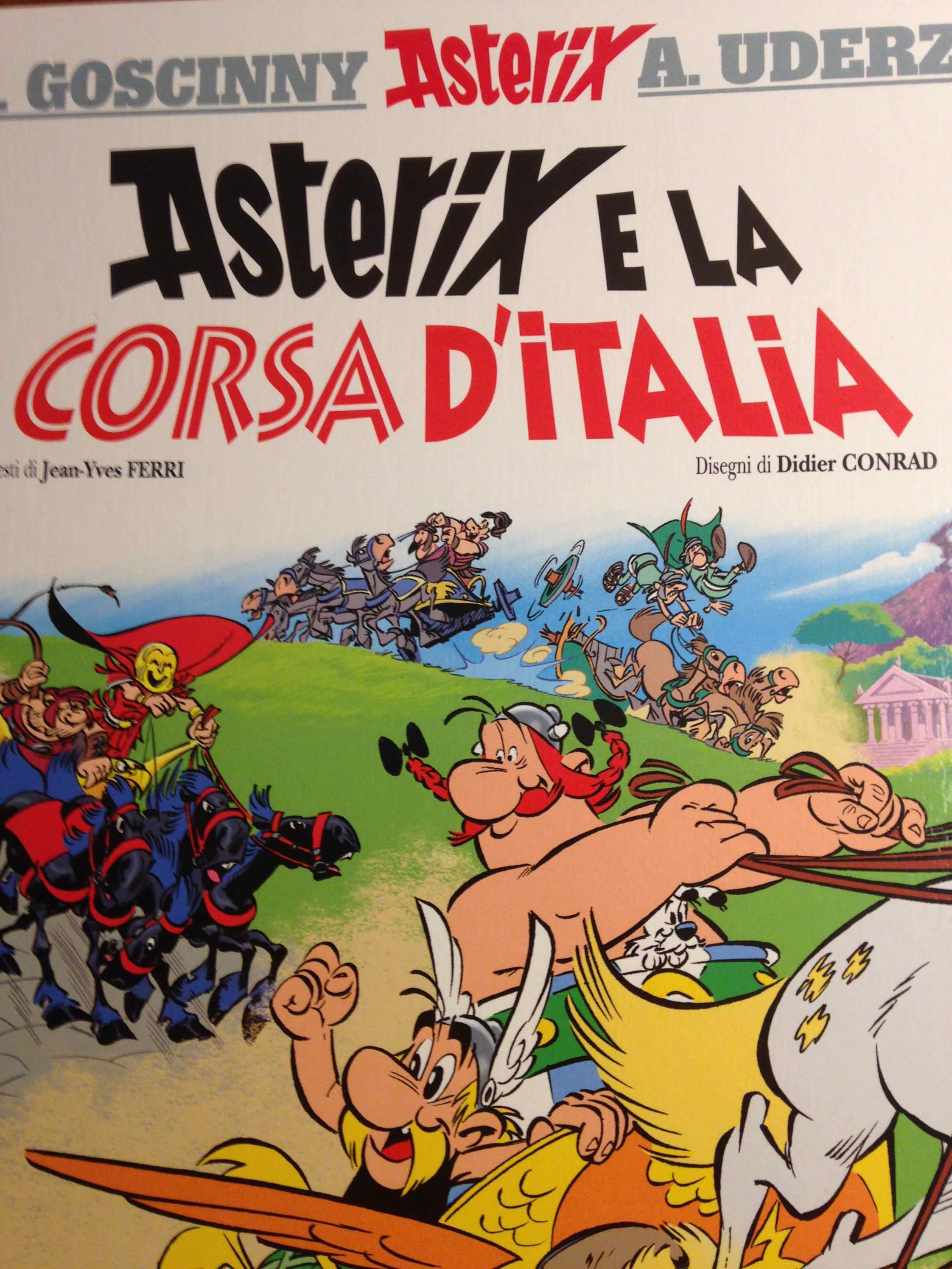 Coronavirus? Asterix sapeva già tutto
