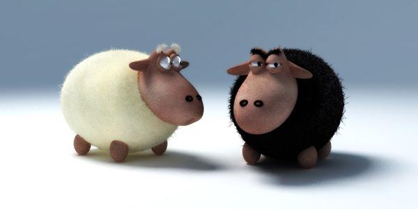 Sciacalli e pecorelle